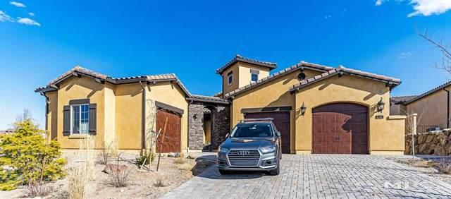 6210 Vista Montagna, Reno, NV 89519 (MLS #200003996) :: Chase International Real Estate