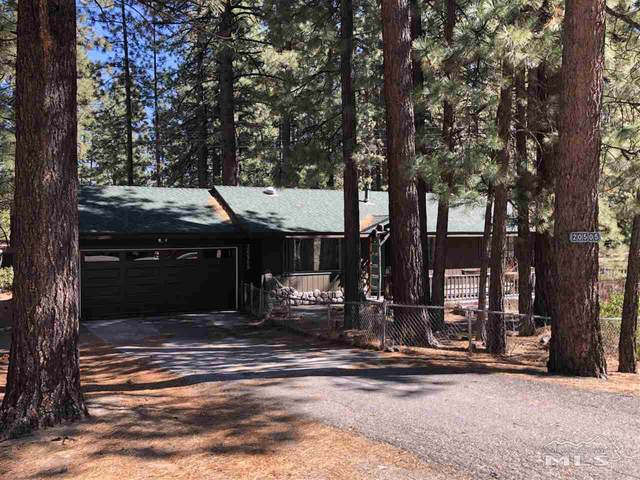 20505 Hwy 89, Woodfords, Ca, CA 96120 (MLS #200003999) :: Chase International Real Estate