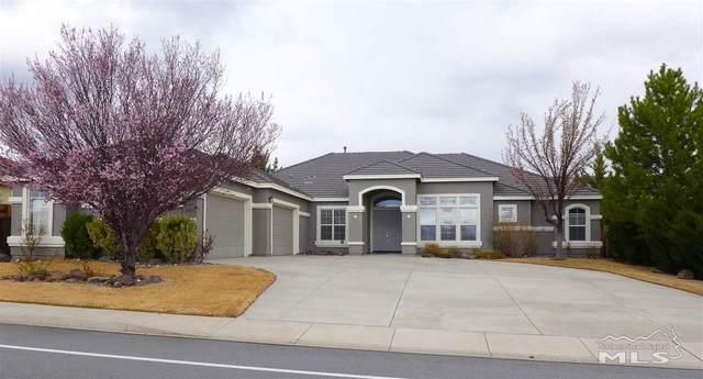 4031 Desert Fox Dr, Sparks, NV 89436 (MLS #200004000) :: Chase International Real Estate