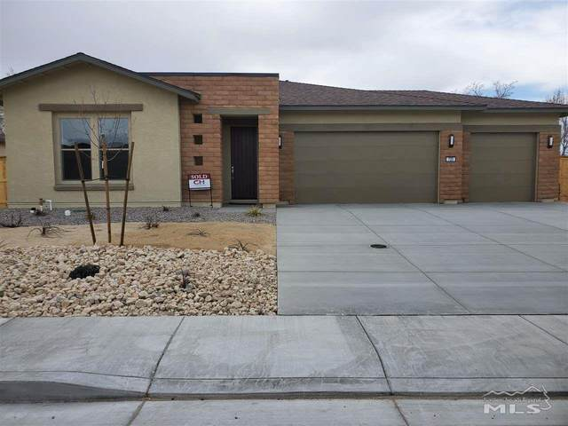 745 Palomino Way, Fernley, NV 89408 (MLS #200004005) :: NVGemme Real Estate