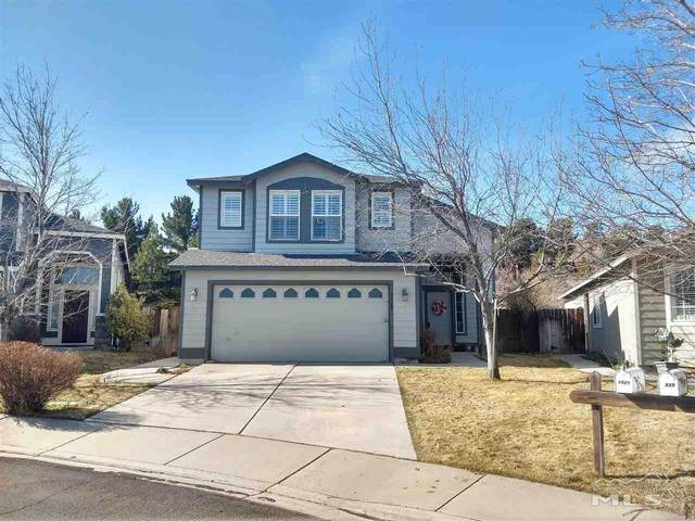 1525 Roma Ct., Reno, NV 89523 (MLS #200004008) :: Ferrari-Lund Real Estate