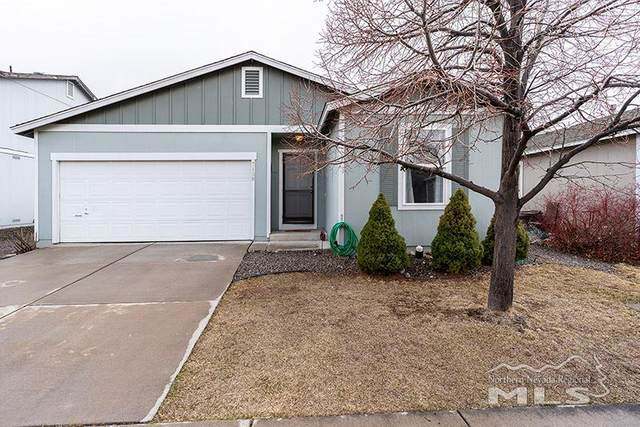 7450 Hinton, Reno, NV 89506 (MLS #200004009) :: Chase International Real Estate