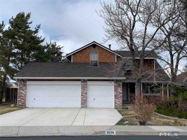 3579 Skyline View Dr., Reno, NV 89509 (MLS #200004021) :: Harcourts NV1