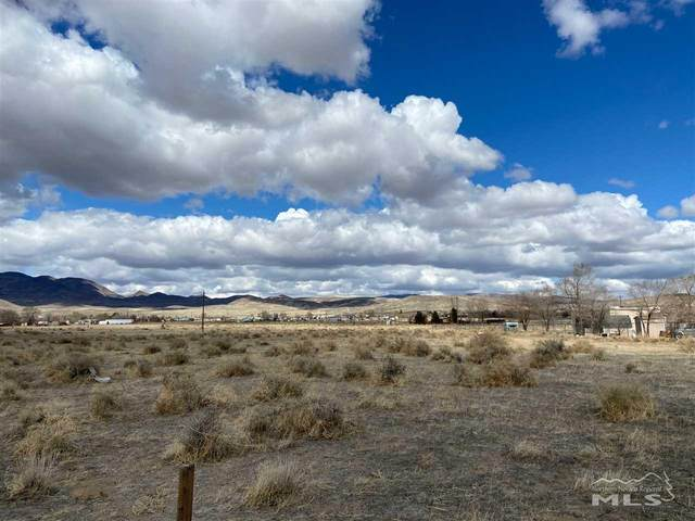 8320 E Highway 50, Stagecoach, NV 89429 (MLS #200004028) :: Chase International Real Estate