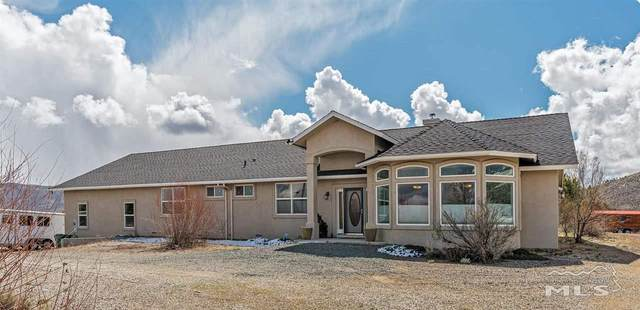 7475 Brothers Ln., Washoe Valley, NV 89704 (MLS #200004029) :: Ferrari-Lund Real Estate