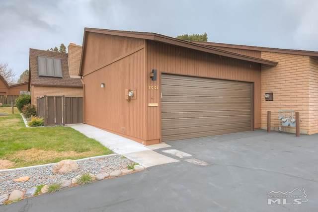 2001 Branch, Reno, NV 89509 (MLS #200004034) :: Chase International Real Estate
