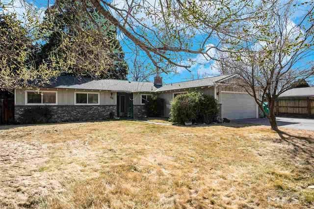 1270 Hunter Lake Dr, Reno, NV 89509 (MLS #200004035) :: Vaulet Group Real Estate