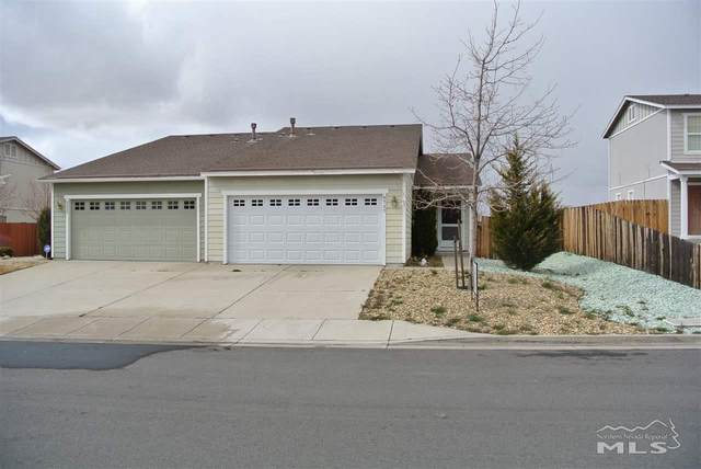 8737 Sunset Breeze Drive, Reno, NV 89506 (MLS #200004055) :: L. Clarke Group | RE/MAX Professionals