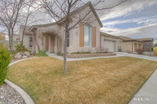 1652 Broadstone Way, Reno, NV 89509 (MLS #200004056) :: Vaulet Group Real Estate