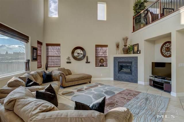 2737 Dome Court, Sparks, NV 89436 (MLS #200004058) :: NVGemme Real Estate