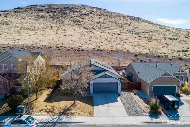3822 Culpepper Drive, Sparks, NV 89436 (MLS #200004065) :: NVGemme Real Estate