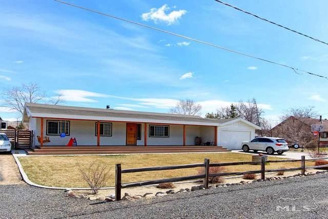 2713 Kayne Ave, Minden, NV 89423 (MLS #200004068) :: Vaulet Group Real Estate