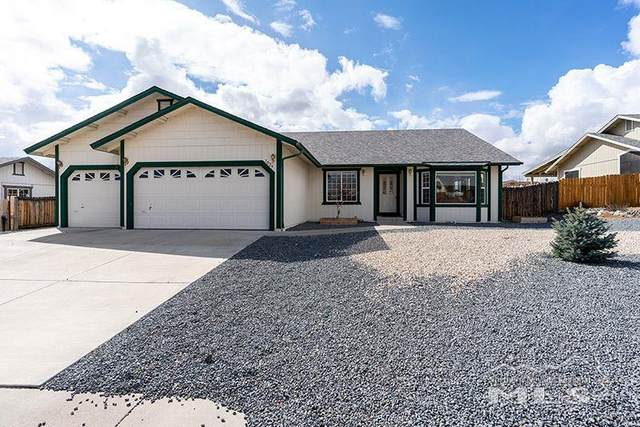 1029 Ringneck Way, Sparks, NV 89441 (MLS #200004075) :: Harcourts NV1