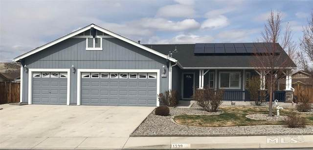 1239 Chara Lane, Sparks, NV 89441 (MLS #200004091) :: Chase International Real Estate