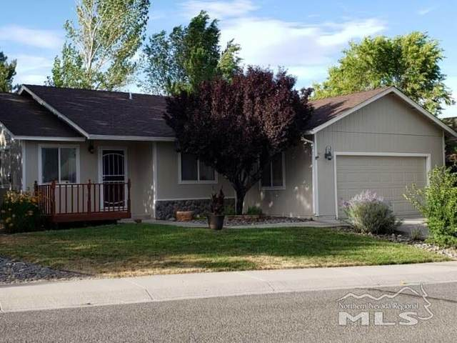 992 Desert, Carson City, NV 89705 (MLS #200004100) :: Ferrari-Lund Real Estate