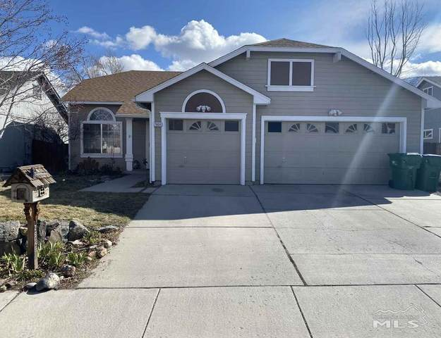 7926 White Falls Dr, Reno, NV 89506 (MLS #200004102) :: Chase International Real Estate