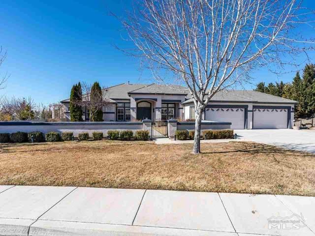 4060 Desert Fox Drive, Sparks, NV 89436 (MLS #200004107) :: Chase International Real Estate