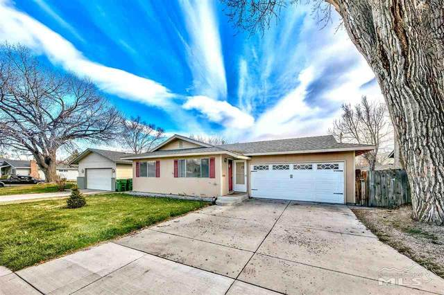 1377 E Fifth St, Carson City, NV 89701 (MLS #200004119) :: Vaulet Group Real Estate