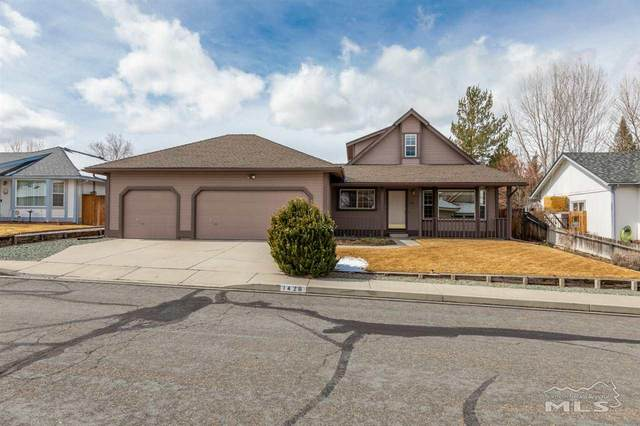 1426 Chimney Dr, Carson City, NV 89701 (MLS #200004121) :: Vaulet Group Real Estate