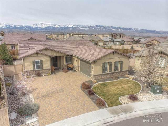 2180 Blaze King Ct, Reno, NV 89521 (MLS #200004123) :: The Craig Team