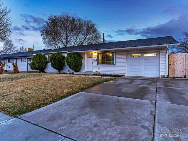 1365 Plymouth Way, Sparks, NV 89431 (MLS #200004128) :: Chase International Real Estate