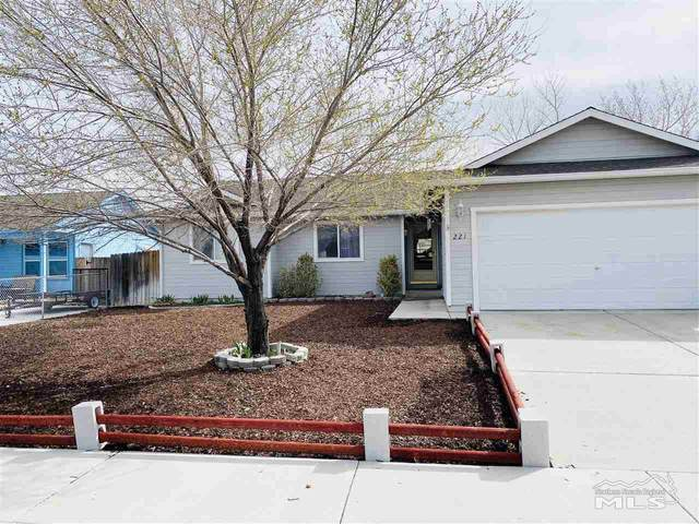 221 Emigrant Way, Fernley, NV 89408 (MLS #200004132) :: NVGemme Real Estate