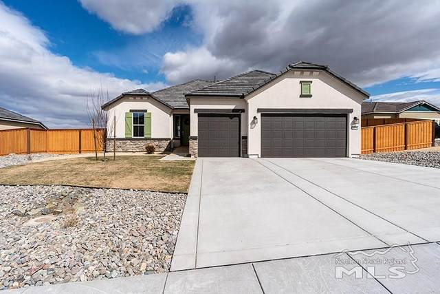 2828 Vecchio, Sparks, NV 89434 (MLS #200004136) :: Chase International Real Estate