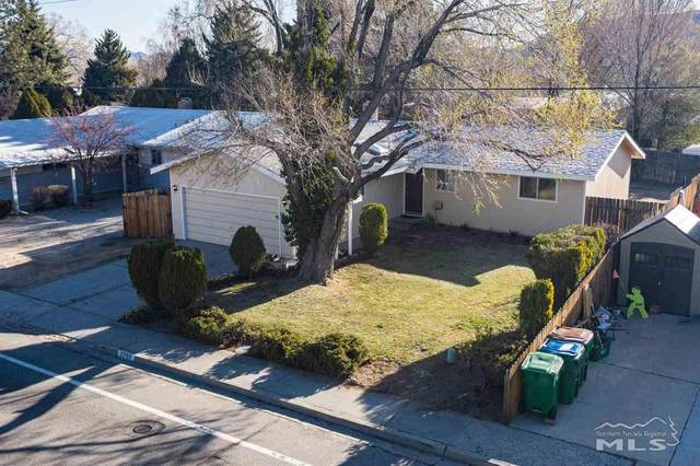 2709 Silver Sage Dr., Carson City, NV 89701 (MLS #200004137) :: Vaulet Group Real Estate
