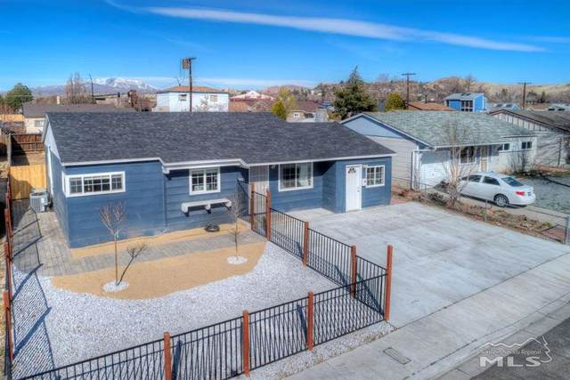 2635 Stine Way, Sparks, NV 89431 (MLS #200004144) :: Chase International Real Estate