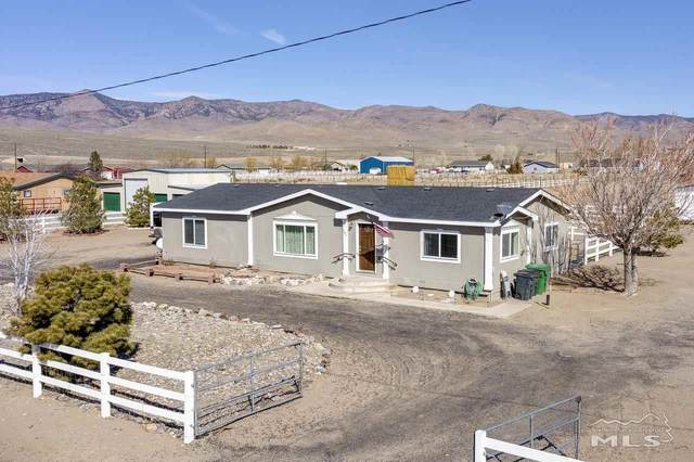 304 Phyllis Way, Stagecoach, NV 89429 (MLS #200004152) :: NVGemme Real Estate