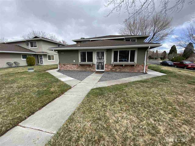 5090 Tahiti Way #1, Reno, NV 89502 (MLS #200004157) :: The Mike Wood Team