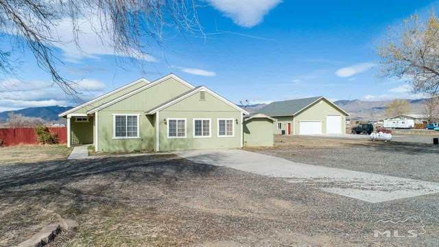 240 Comstock, Dayton, NV 89403 (MLS #200004161) :: Ferrari-Lund Real Estate