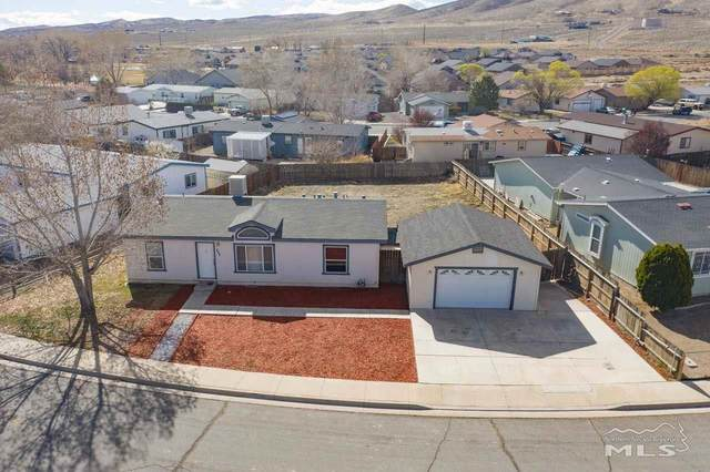969 Green Valley Drive, Fernley, NV 89408 (MLS #200004165) :: Ferrari-Lund Real Estate