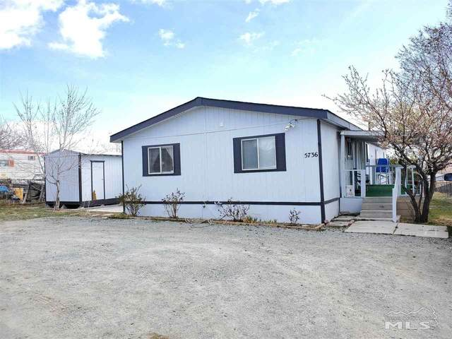 5736 Sun Valley Blvd, Sun Valley, NV 89433 (MLS #200004167) :: Ferrari-Lund Real Estate