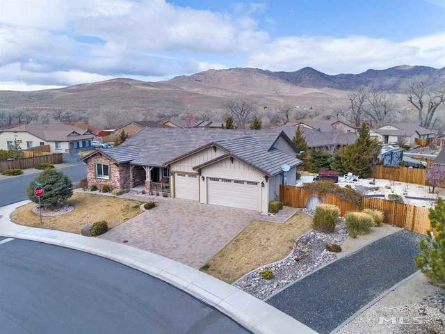 100 Eagle Brook Ln., Dayton, NV 89403 (MLS #200004185) :: Ferrari-Lund Real Estate