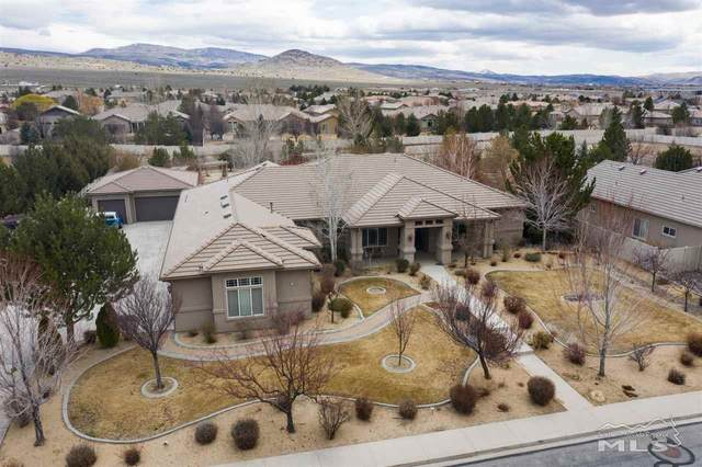 11800 Ocean View Drive, Sparks, NV 89441 (MLS #200004199) :: The Mike Wood Team