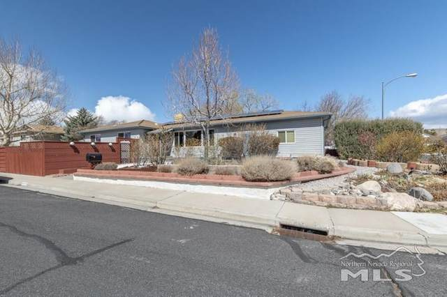 2485 Sunray Drive, Reno, NV 89503 (MLS #200004204) :: Vaulet Group Real Estate