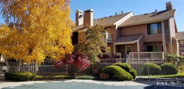2875 N Idlewild Dr. #92, Reno, NV 89509 (MLS #200004210) :: Vaulet Group Real Estate