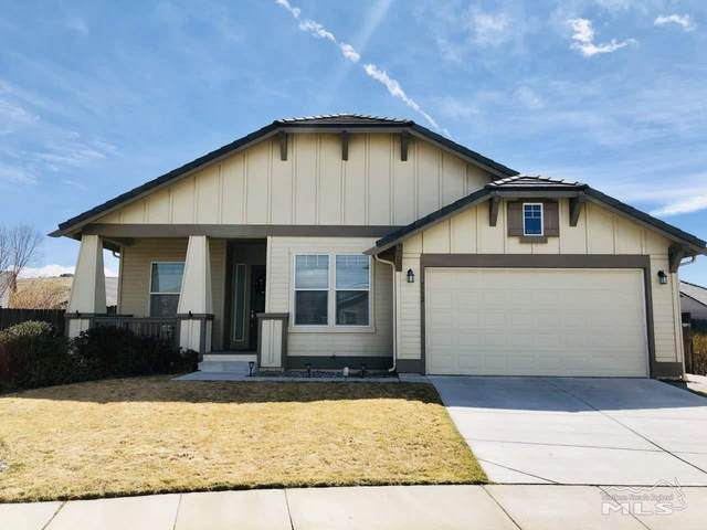 5732 Meadow Park Dr, Sparks, NV 89436 (MLS #200004215) :: The Craig Team