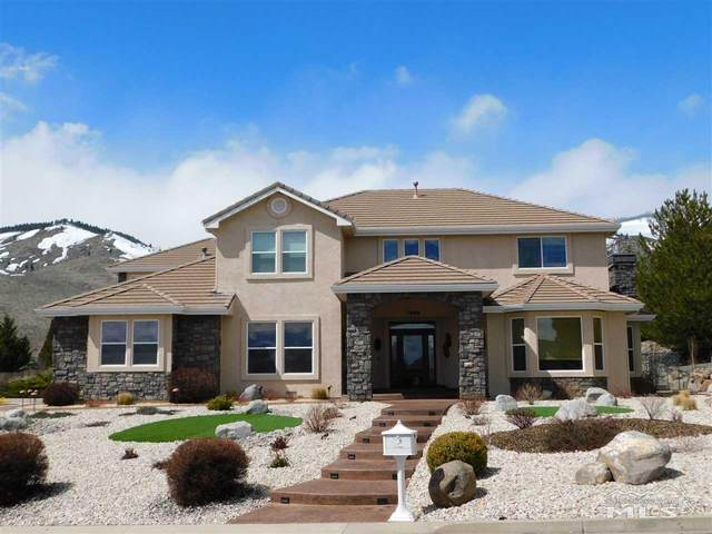 1866 Wellington East, Carson City, NV 89703 (MLS #200004216) :: Vaulet Group Real Estate