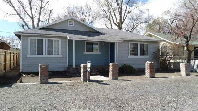 1575 Franklin Ave, Lovelock, NV 89419 (MLS #200004219) :: Chase International Real Estate