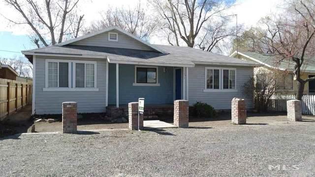 1575 Franklin Ave, Lovelock, NV 89419 (MLS #200004219) :: NVGemme Real Estate