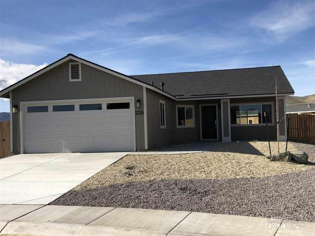 249 Goss Ln, Dayton, NV 89403 (MLS #200004225) :: Ferrari-Lund Real Estate