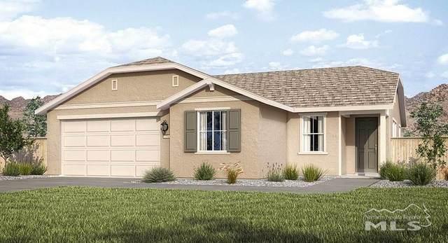 6994 Spencer Ridge Ct Homesite 100, Sparks, NV 89436 (MLS #200004229) :: The Mike Wood Team