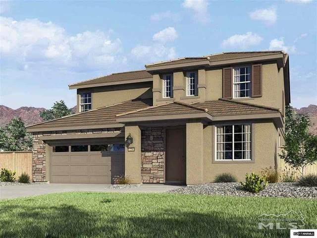 2127 Marcus Way Homesite 88, Sparks, NV 89436 (MLS #200004230) :: The Mike Wood Team
