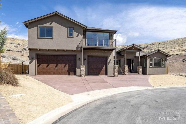 5830 Single Foot Court, Sparks, NV 89436 (MLS #200004231) :: Ferrari-Lund Real Estate