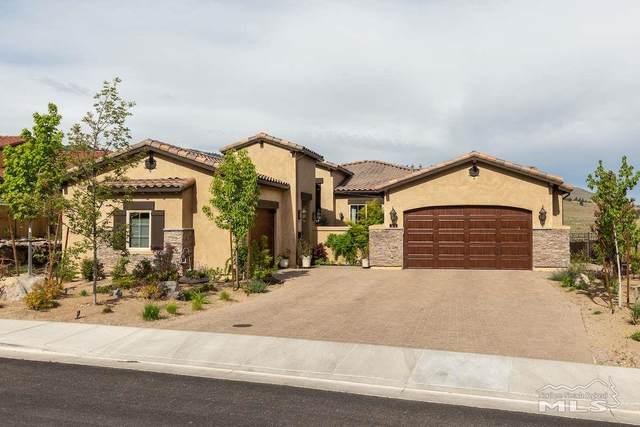 3172 Vista Favoloso, Reno, NV 89519 (MLS #200004238) :: The Mike Wood Team