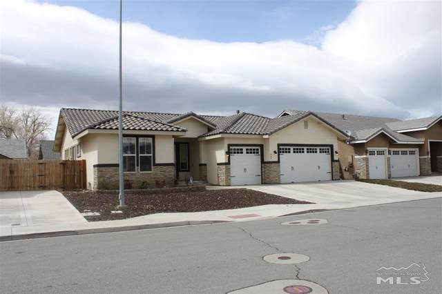 580 White Eagle Lane, Fernley, NV 89408 (MLS #200004248) :: Ferrari-Lund Real Estate