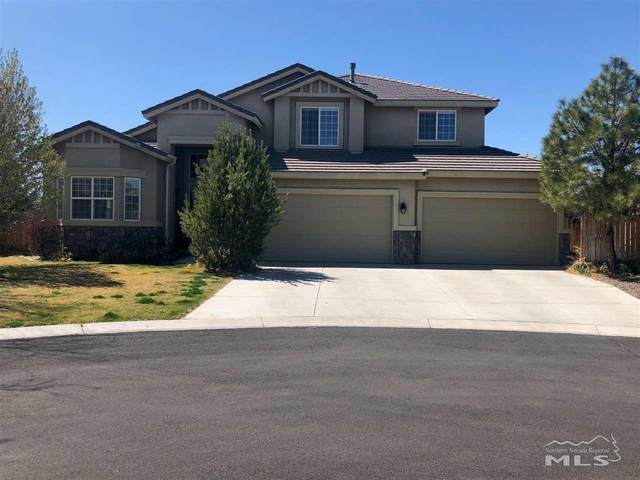 307 Lahinch Court, Dayton, NV 89403 (MLS #200004254) :: Ferrari-Lund Real Estate