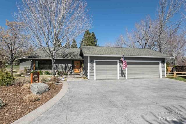 4535 Lakewood, Reno, NV 89509 (MLS #200004262) :: The Mike Wood Team